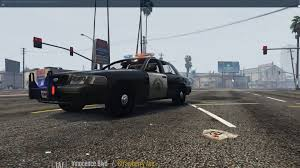 sahp full white chp theme charger gta5 mods com
