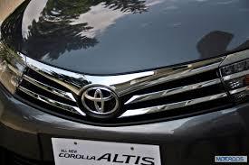 toyota corolla suv toyota india planning to launch compact suv and sub 4 metre sedan