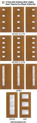 Where To Buy Exterior Doors Exterior Mid Century Modern Exterior Doors Home Design Ideas