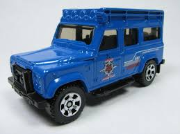matchbox land rover 90 searching lotus