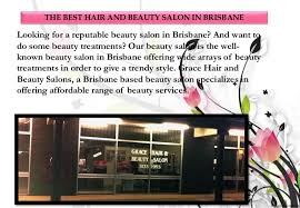 beauty salon brisbane grace hair and beauty salon