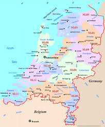 Map Of Holland Nlpa Dutch Psk Award Series