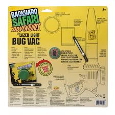 Backyard Safari Bug Vacuum Backyard Safari Lazer Light Bug Vac Alexbrands Com