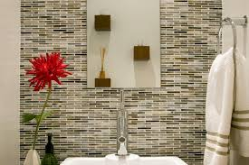 bathroom backsplash ideas bathroom backsplash styles and trends hgtv