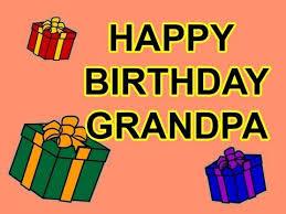 happy birthday grandpa birthday cards youtube
