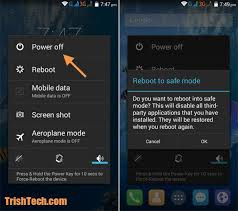android safe mode how to boot android in safe mode