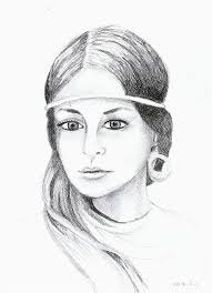 items similar to pencil drawing u0027s face on etsy