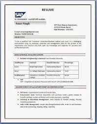 Sap End User Resume Sample by Sap Bw Resume Points Tp Security Cv Bw Hana Resume Resume Sap