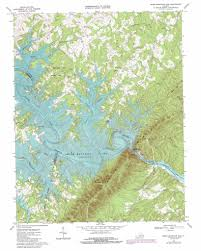 Colorado Mountain Map by Smith Mountain Dam Topographic Map Va Usgs Topo Quad 37079a5