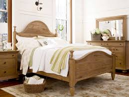 Rustic Bedroom Furniture Sets King Universal Furniture Paula Deen 4pc Down Home Bedroom Set In