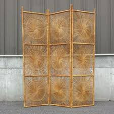 4 panel indian hand carved wooden screen room divider wooden