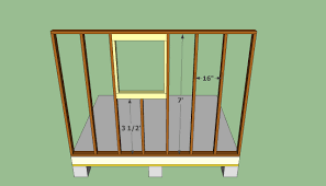 How To Frame A Door Opening Window Styles Make Opening Big Enough To Accommodate Window