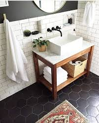 Subway Tiles Bathroom Best 25 White Tiles Black Grout Ideas On Pinterest Black Grout