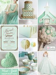 mint green wedding mint green weddings with touches of gold ideas and inspiration
