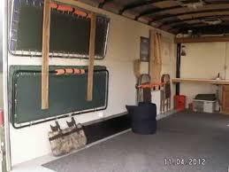 Trailer Garage 64 Cargo Trailer Camper Conversion Ideas Architecturehd