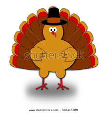 thanksgiving turkey stock vector 116475856