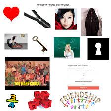 Meme Generator Starter Pack - kingdom hearts starterpack starterpacks