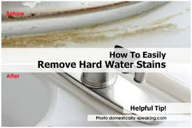 How To Remove Water Stains From Painted Walls How To Remove Hard Water Stains From Glass Shower Doors Image