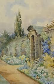 Garden Art For Sale Ina Clogstoun Artwork For Sale At Online Auction Ina Clogstoun