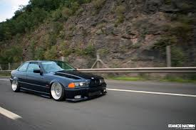bmw e36 stanced slammered stancenation form u003e function