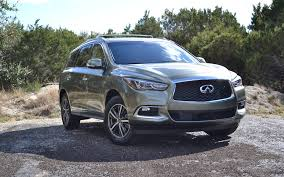 infiniti qx60 2016 interior 2016 infiniti qx60 hauling the family in utter comfort the car