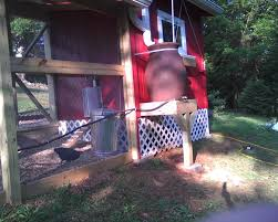 lazy womans automatic self operating chicken coop backyard chickens