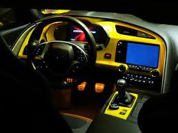 custom c3 corvette dash c7 corvette stingray z06 grand sport 2014 custom painted dash