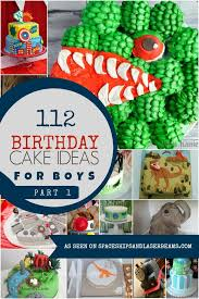 112 birthday cakes for boys part 2 spaceships and laser beams