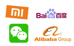 alibaba tencent meet the new chinese tech giants alibaba baidu tencent and xiaomi