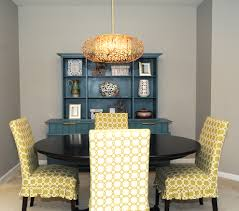 Covered Dining Room Chairs Slip Covered Dining Chairs Dining Room Traditional With Buffet