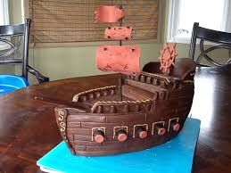 pirate ship cake birthday cakes images pirate ship birthday cake lovely design
