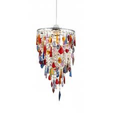 Coloured Chandelier by Dar Ceiling Lights 12 Decorative And Attractive Ways Of Look Of