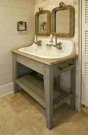 Repurposed Furniture For Bathroom Vanity Repurposed Bathroom Cabinet Www Cintronbeveragegroup