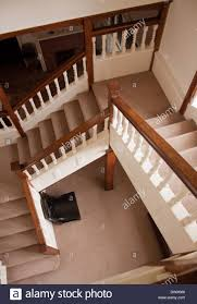 Staircase Banister Staircase Banister And Balusters In Arts And Craft Style From