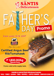 promo cuisine leroy merlin s day promo at santis delicatessen philippine primer cuisine