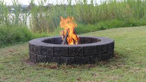 backyard fire pit grill outdoor fire pit build your own modern patio