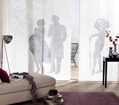 schiebegardinen kurz wohnzimmer die besten 25 schiebevorhang ideen auf zimmer
