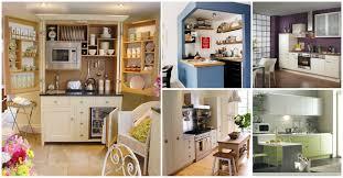 15 creative small kitchen design ideas