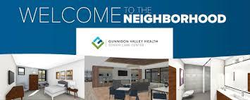 interior health home care new senior care center gunnison valley hospital