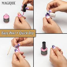 amazon com liquid latex barrier for nail art manicures