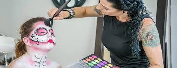 Professional Theatrical Makeup Cairns Makeup And Hair Artists