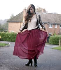 20 different ways to wear a maxi skirt styles weekly