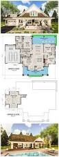 house plans with large porches plan 14655rk craftsman house plan with two large porches