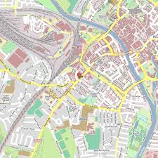 road map of york photos places and hotels gotravelaz