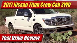 nissan titan quiet performance exhaust test drive review 2017 nissan titan crew cab 2wd testdriven tv