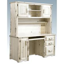 white wood computer desk white computer hutch sauder white computer desk with hutch