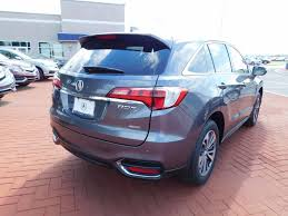 suv acura pre owned 2018 acura rdx awd w advance pkg suv in fayetteville