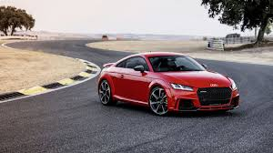 audi car offers 2018 audi tt rs offers serious performance for 65k roadshow