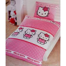 Hello Kitty Duvet Girls Rotary Reversible Duvet Sets Disney Frozen Princess Minnie