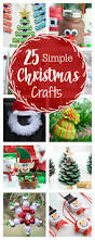 25 cute and simple christmas crafts for everyone crazy little